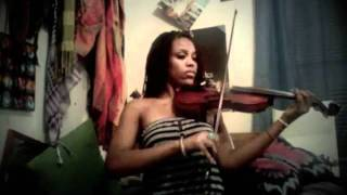 Dope  Girl Does A Violin Cover To Drake
