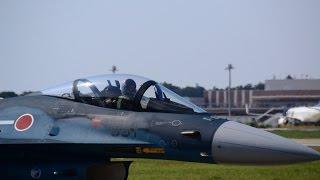 平成26年度航空観閲式/部隊入場、巡閲、飛行展示、観閲行進