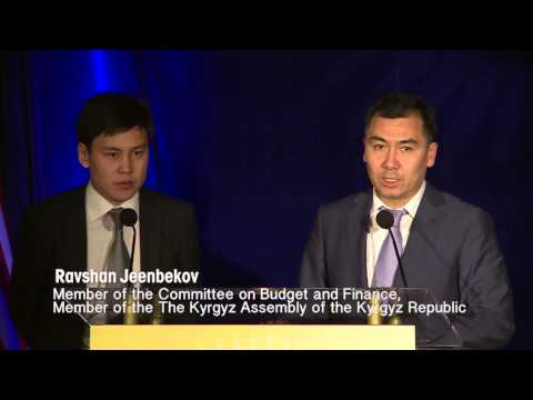 Kyrgyz American Convention Lunch 2013