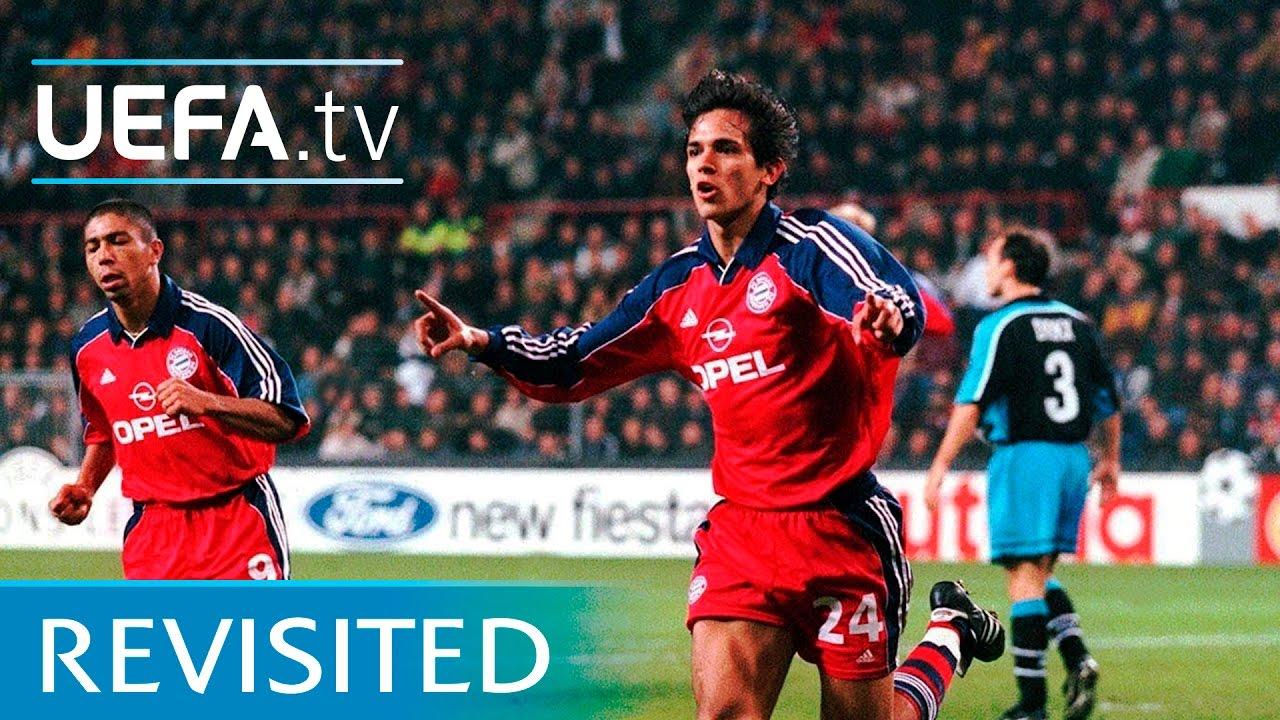 PSV V Bayern