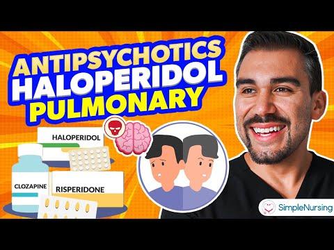 Pharmacology Antipsychotics Haloperidol, Clozapine,