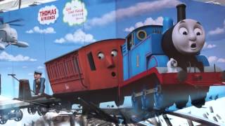 黃金海岸商場「Thomas & Friends環球小火車奇趣樂園」開幕禮