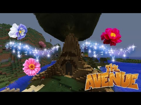 MAGIC FLOWERS - The Avenue SMP #11- Botania 1.7.10