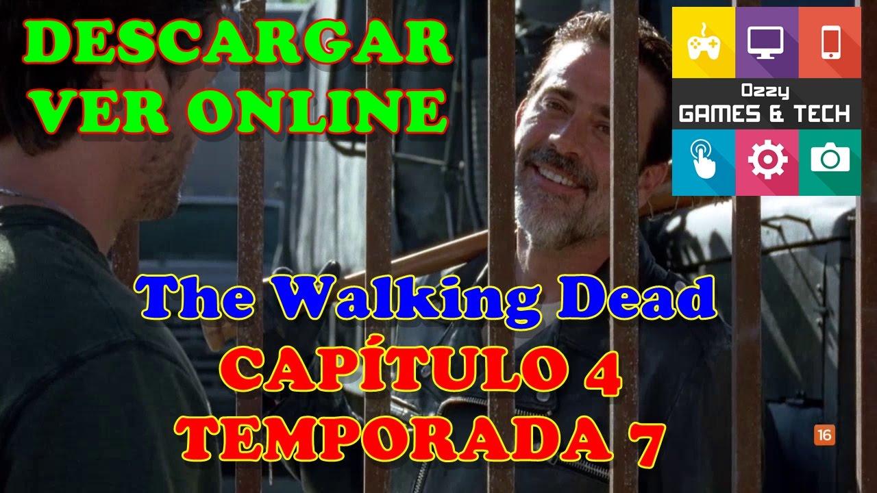 The walking dead capítulo 4 temporada 7 Descargar Mega Online