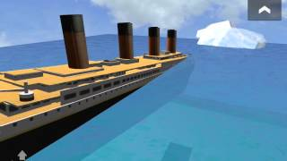Disassembly Titanic