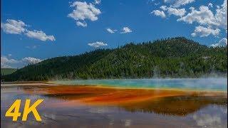 Yellowstone Road Trip | 4K