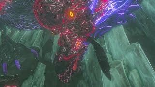 Zelda Breath of the Wild: Naydra Secret Boss Fight