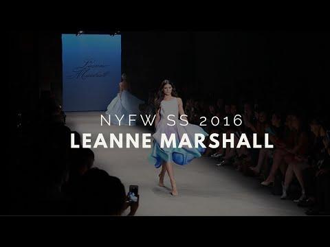 Leanne Marshall SS 2016 NYFW