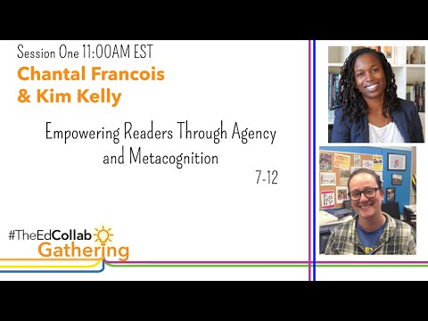 Empowering Readers Through Agency and Metacognition, 7-12