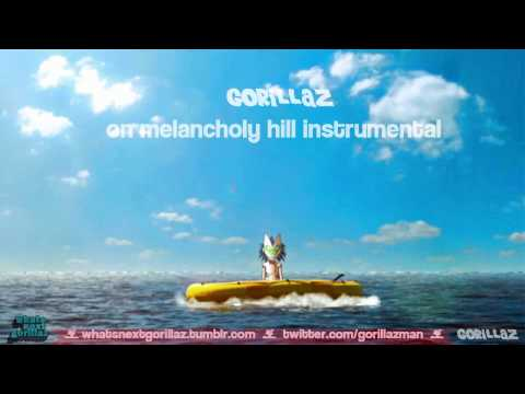 Gorillaz - On Melancholy Hill (instrumental)
