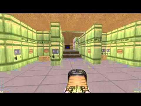 Doom 2 - MAP08 - BFG9000
