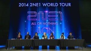 2014 2NE1 WORLD TOUR