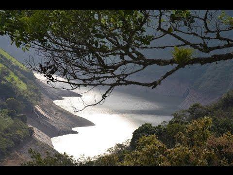 Central Hidroeléctrica Chivor- Boyaca, Colombia