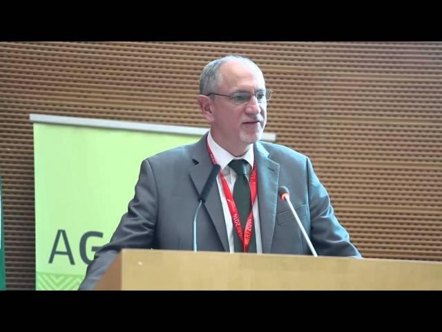 AGRF 2014 - Jeff Waage, Global Panel