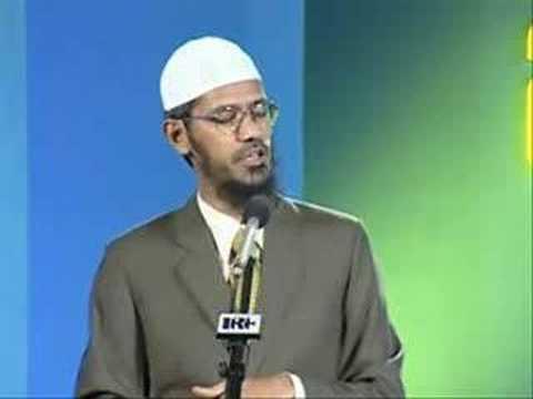DR.Zakir Naik:Similarities Between Hinduism and Islam(8-15)