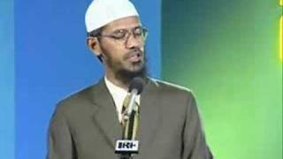 DR.Zakir Naik:Similarities Between Hinduism and Islam(8-15)