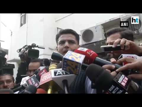 Rajasthan Election Results 2018: Congress is forming govt: Sachin Pilot