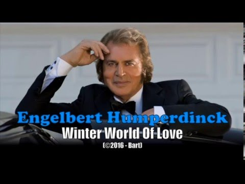 Engelbert Humperdinck - Winter world of love (Karaoke)