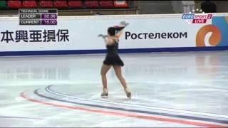22.11.2013   Фигурное катание - Лиза Туктамышина
