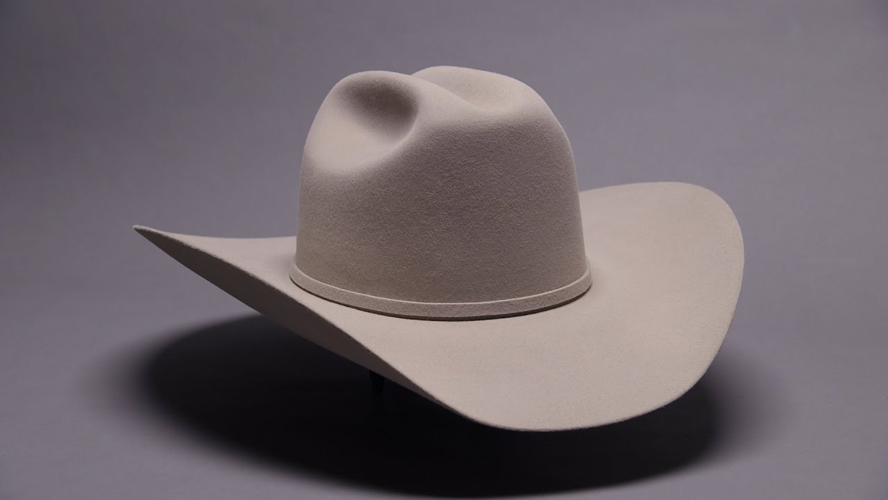 How a STETSON Cowboy Hat is made - BRANDMADE.TV - YouTube 85a0af68746
