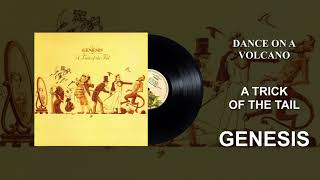 Genesis - Dance On A Volcano (Official Audio)