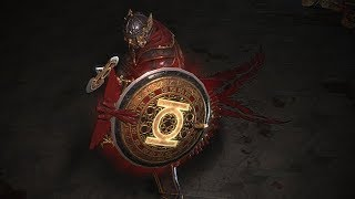 Path of Exile: Blood Guard Shield