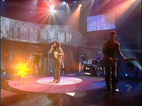 Christine Anu - 45 Degrees (live on the Good Friday Appeal)