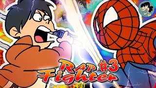 RAP FIGHTER #3 : EREN VS SPIDERMAN - MALEC