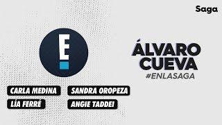 ÁlvaroCuevaEnLaSaga y los conductores de E