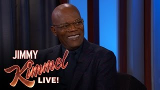 Samuel L. Jackson on Vacationing with Magic Johnson