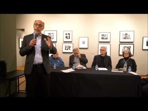 Sid Grossman Panel Discussion at Howard Greenberg Gallery