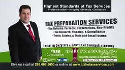Idaho Tax & Bookkeeping Services LLC
