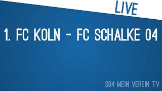 25. Spieltag: 1. FC Köln 1:3 FC Schalke 04 [FANS]