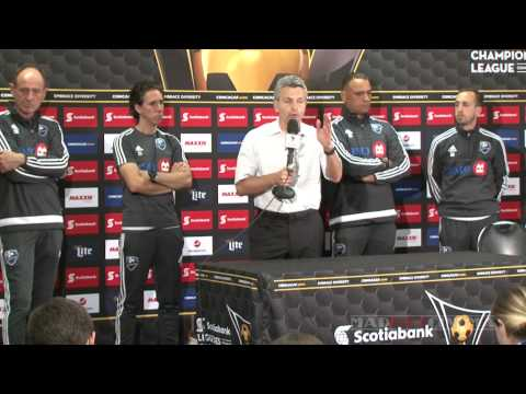 Montreal Impact vs. Club America -  RBTL SPORTS OVERTIME