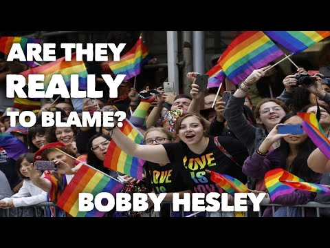 Stop blaming everything on LGBT!