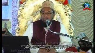 Tahaffuz e Ahle Sunnat Maslak e Alahazrat Speech By Farooque Khan Razvi