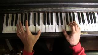 Shark Tank Theme Piano Octaves