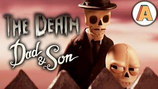 LA MORT PÈRE ET FILS - Court-métrage d'animation de Denis Walgenwitz et Winshluss - France