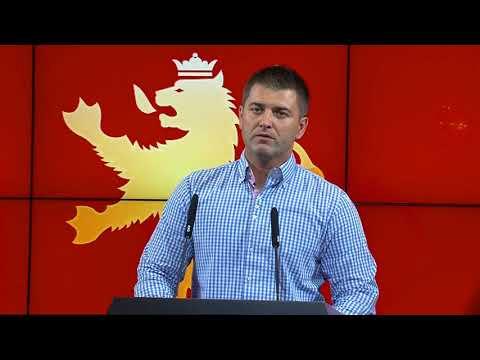 ВМРО-ДПМНЕ обвинува дека СДСМ го злоупотребува МВР