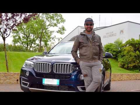 Valerio Staffelli al Golf Club Colli Berici