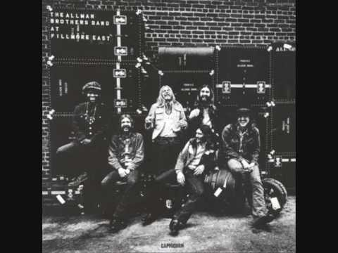 The Allman Brothers - Old Friend