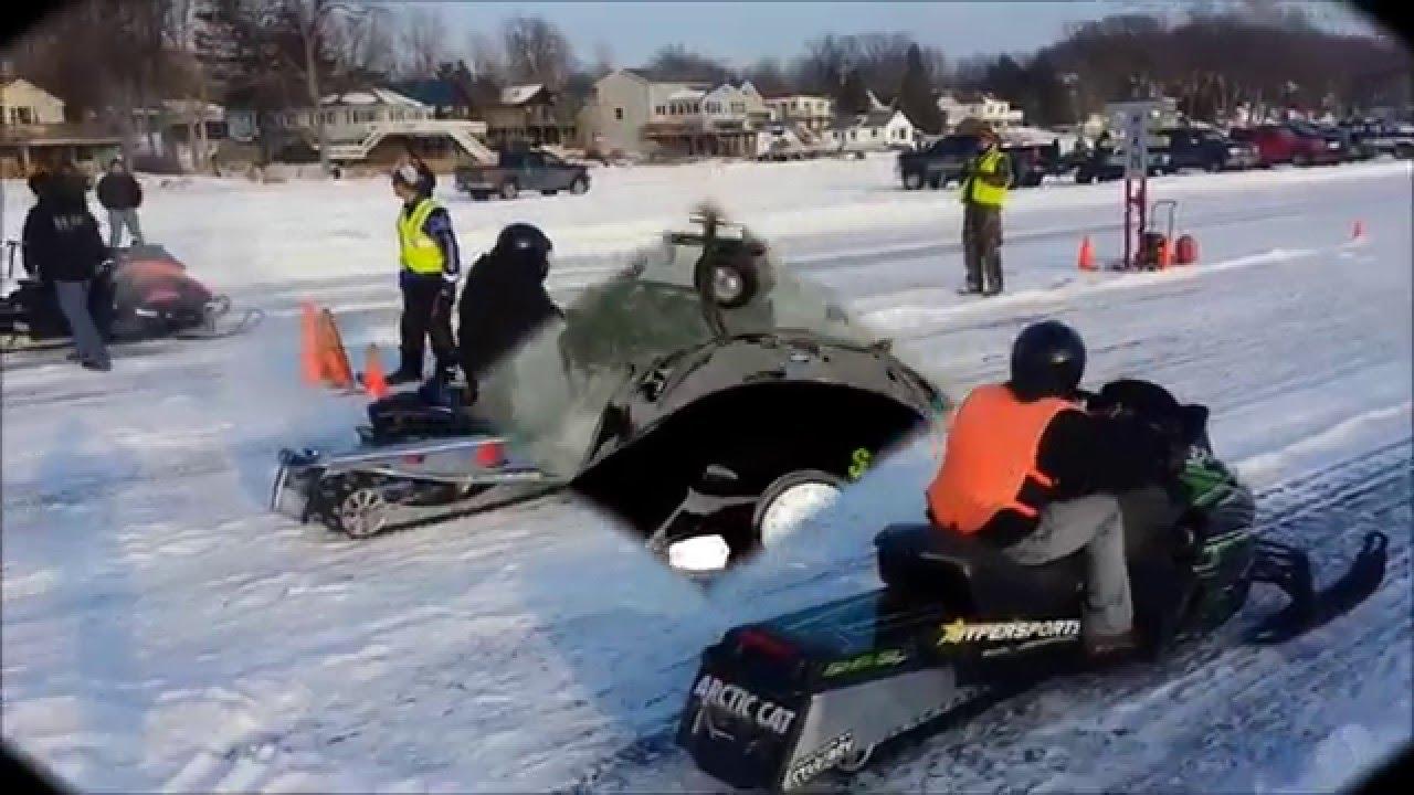 Michigan Ice Grudge Racing 2015