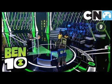 Ben 10 | Game Show Question Time | Cartoon Network