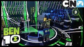 Ben 10 Challenge | Game Show Test Your Knowlegde | Cartoon Network