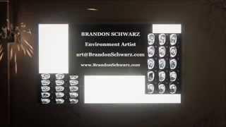 Brandon Schwarz - Game Environment Art Demo Reel