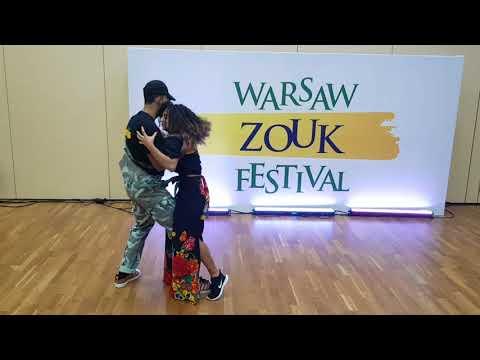 Charles and Aline - El Sol Warsaw Zouk Festival 2018 - Saturday