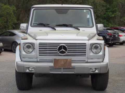 2008 Mercedes-Benz G-Class for sale in Raleigh NC