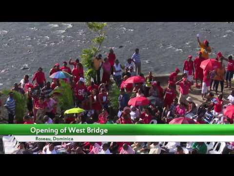 Grand Opening: New West Bridge