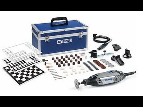 Dremel 3000 5 Yıldızlı Kit/ Dremel 3000 Series 5 Star Multi-tool Kit