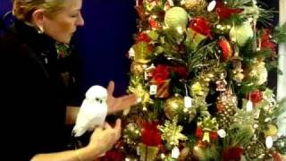 Interior Designer | Christmas Tree Ornament Tips And Tricks